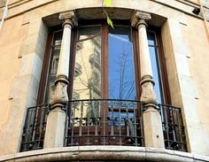 Barcelona - Provença 322 c by Arnim Schulz, via Flickr