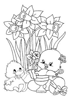 ХРИСТОС ВОСКРЕСЕ! Easter Coloring Pictures, Easter Coloring Sheets, Easter Colouring, Coloring Book Pages, Printable Coloring Pages, Coloring Pages For Kids, Easter Templates, Easter Printables, Applique Patterns