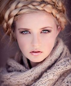 "Mesmerizing Eyes...  There's ""magic"" behind these eyes..."