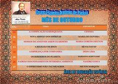 Calendário de Palestras do GEAP para o Mês de Outubro – Santo Antônio de Pádua – RJ - http://www.agendaespiritabrasil.com.br/2015/10/02/calendario-de-palestras-do-geap-para-o-mes-de-outubro-santo-antonio-de-padua-rj/