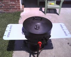 Summer Project: Cook N Kettle SR - Page 4 - The BBQ BRETHREN FORUMS.