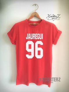 631194445f5 Items similar to Jauregui Shirt Jauregui T Shirt Jauregui Merch Print on  Front or Back side for Women Girls Men Tumblr Top Tee Jersey White Black  Grey Red ...
