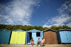 People relax in front of beach huts in Clacton-on-Sea, a town in eastern England, where 70 percent of people voted on June 23, 2016 to leave the European Union, Britain August 22, 2016. REUTERS/Neil Hall       SEARCH 'CLACTON BREXIT' FOR THIS STORY. SEARCH 'WIDER IMAGE' FOR ALL STORIES.   TPX IMAGES OF THE DAY via @AOL_Lifestyle Read more: https://www.aol.com/article/news/2017/07/10/sweden-ranked-best-country-to-be-an-immigrant/23023633/?a_dgi=aolshare_pinterest#fullscreen