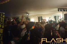 Superstimmung beim Maskenball in Schwand im Innkreis - Partyband Flash on Tour! Weitere Bilder: http://www.flash-music.at/2017/02/rueckblick-maskenball-schwand-im-innkreis-2017.html