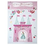 Princess Party Wall Stickers