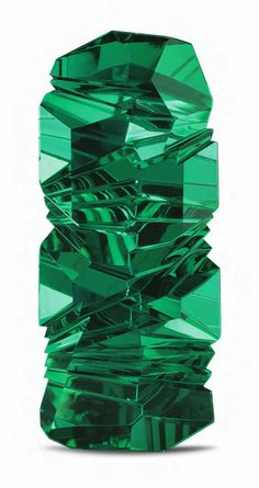 Munsteiner Green Tourmaline