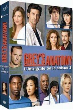 Grey s Anatomy (À coeur ouvert) - Saison 3 - DVD NEUF SERIE TV