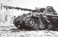 Panzerkampfwagen V Panther Ausf. A (Sd.Kfz. 171) Nr.200