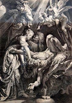 baroque angels art - Pesquisa Google