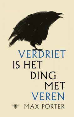 Verdriet is het ding met veren van Max Porter | Boek en recensies | Hebban.nl