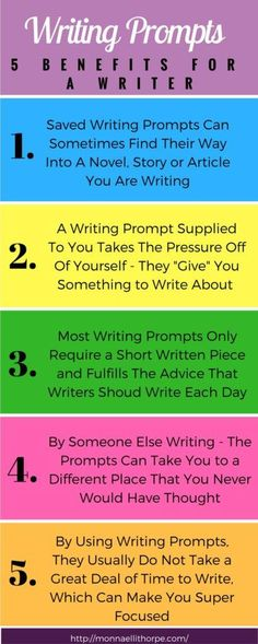 The Benefits of Writing Prompts - I know I sound like a broken record but they do help like you wouldn't believe. http://monnaellithorpe.com/blog/the-benefits-of-writing-prompts/ via @msellithorpe
