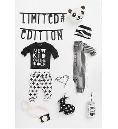 Z8 limited edition! Z8 newborn & babykleding uit de limited Black & White collectie! - NummerZestien.eu