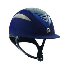 One K Defender Suede & Leather Helmet