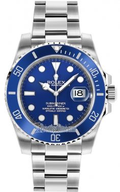 116619LB Rolex Oyster Perpetual Submariner Date Mens Watch