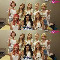 Girls' Generation - Party : Taeyeon, Sunny, Tiffany, Hyoyeon, Yuri, Sooyoung, Yoona and Seohyun