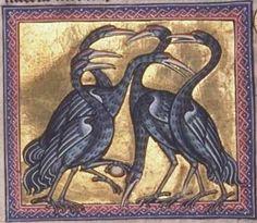 Gefluegel im Mittelalter