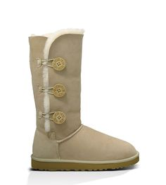 Shop our collection of Women's Footwear including the Bailey Button Triplet.  Free Shipping & Free Returns on Authentic UGG® Women's Footwear at UGGAustralia.com. Feels Like Nothing Else