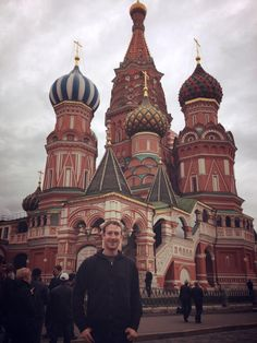 Zuckerberg in Moscow)) sweet