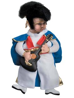 Rock A Bye Baby Newborn Infant Costume! See more #costume ideas for Halloween and more at CostumeSuperCenter.com