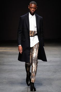 Casely-Hayford   Fall 2014 Menswear Collection   Style.com
