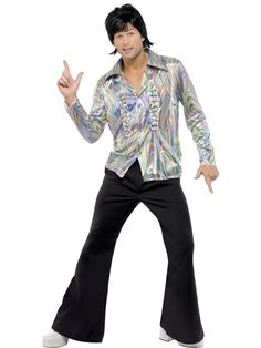 Mens Disco Outfit Guide #70sparties