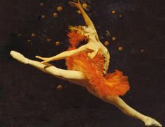 Dutch National Ballet | Dutch National Ballet  Maria Koppers in 'The Firebird,' 1967