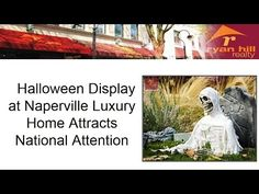 Halloween Display at Naperville Luxury Home Attracts National Attention. http://ryanhillrealty.tumblr.com/post/101736156816/halloween-display-at-naperville-luxury-home-attracts - If you're looking for a trusted REALTOR® to help you find the best Naperville luxury home for sale, or for any real-estate related concerns, call Teresa Ryan at 630-276-7575. Teresa Ryan is the owner/broker of Ryan Hill Realty