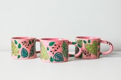 A quick mug update for those who have been wondering and asking - yes there will be more! I don't currently have any available but there will be a small amount available soon.💖💖💖