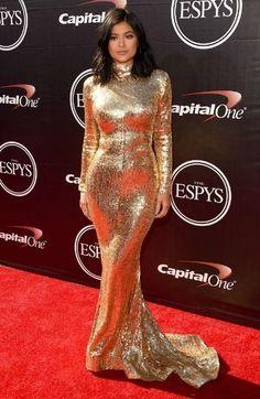 Hot or Not: Kylie Jenner's ESPY Awards Dress http://amehkristine.buzznet.com/user/journal/25852613/hot-not-kylie-jenners-espy/