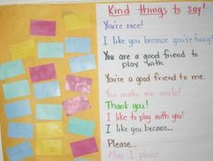 Elementary Teacher Resources, Issue - Behavior Modification - kind things to say 4th Grade Classroom, Classroom Rules, Classroom Behavior, Kindergarten Classroom, Classroom Activities, Classroom Organization, Classroom Discipline, Student Behavior, Classroom Setup