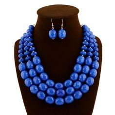 Women's Favorite Beaded Jewelry Set