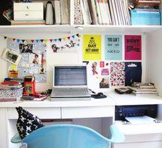 pra quem trabalha em casa: ideias de decoração para o seu cantinho!