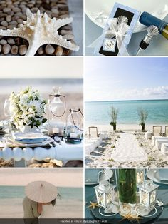 Romantic Tropical Wedding Ideas