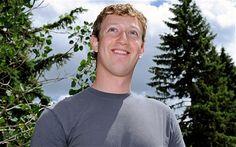 This is Mark Zuckerburg. The primary creator of Facebook. (Chosen Topic)