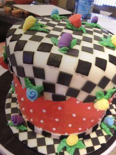 Sandys 33rd Birthday Cake August 19 2011