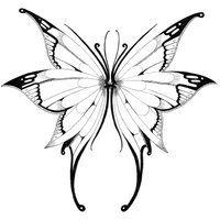 butterfly tattoo photo: Butterfly wings2 img123004.jpg