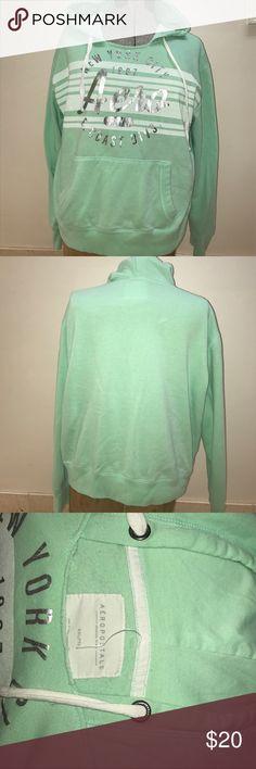 New sweat shirt, only washed Like new Aeropostale Tops Sweatshirts & Hoodies