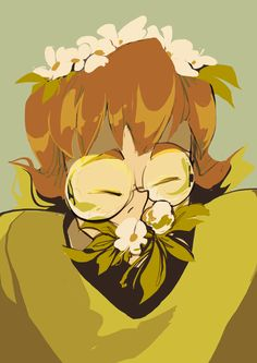 Pidge - flower aesthetic