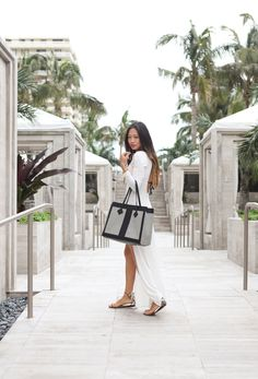 Calm Waters in Bal Harbour :: Song of Style Song Of Style, Style Me, Spring Summer Trends, Spring Summer Fashion, Aimee Song, Vacation Dresses, Summer Of Love, Street Style, Calm Waters