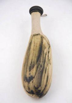 Chester Nealie hanging bottle… - The Doreen Blumhardt Collection - Dunbar Sloane Ltd. Air Fire, Chester, Clay, Pottery, Memories, Ceramics, Sculpture, Bottle, Antiques