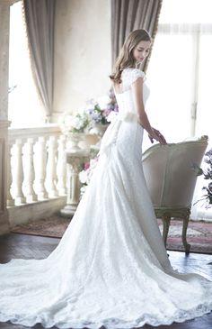 グランジュール No.75-0042 ウエディングドレス 結婚式