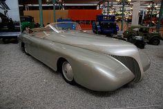 Bugatti at Mulhouse