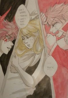 Natsu x Lucy E.N.D Comic Part 27