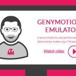 Genymotion: Emuladores Virtuales para Android entre 3X / 4X más rápidos - http://www.cleardata.com.ar/internet/genymotion-emuladores-virtuales-para-android-entre-3x-4x-mas-rapidos.html