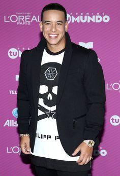 "Daddy Yankee at Telemundo's ""Premios Tu Mundo Awards"" on August 20, 2015 in Miami, Florida..."