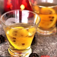 hot whiskey -- tried this at the Jameson distillery in Dublin and fell in love.