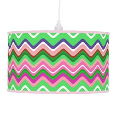 colorful pattern Pendant Lamp