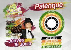 artistas palenque feria gmez palacio 2016