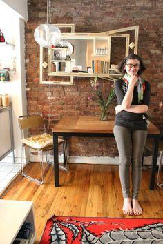 Sophia's Bookish Live/Work Apartment House Tour