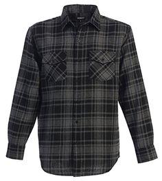 Gioberti Men s Flannel Shirt e34565a0f